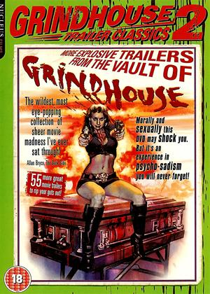 Rent Grindhouse Trailer Classics: Vol.2 Online DVD Rental
