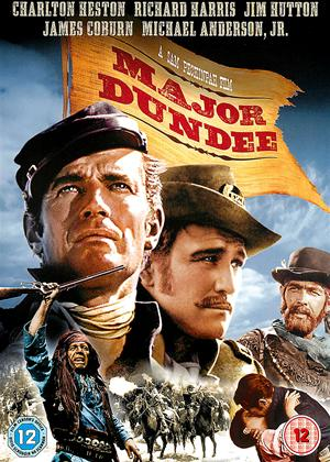 Major Dundee Online DVD Rental