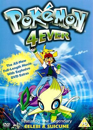 Rent Pokemon 4 Ever (aka Poketto monsutâ: Serebî - Toki wo koeta deai) Online DVD Rental