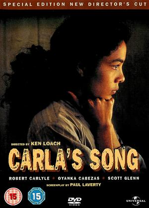 Carla's Song: Director's Cut Online DVD Rental