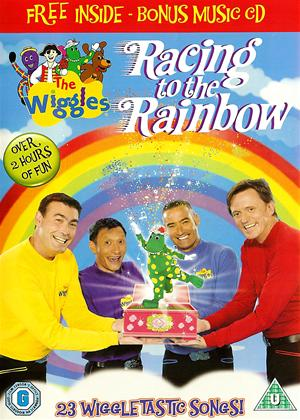 Rent Wiggles: Racing to the Rainbow Online DVD Rental