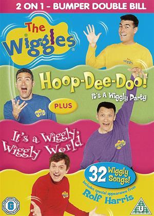Wiggles: Hoop Dee Doo/Wiggly Wiggly World Online DVD Rental