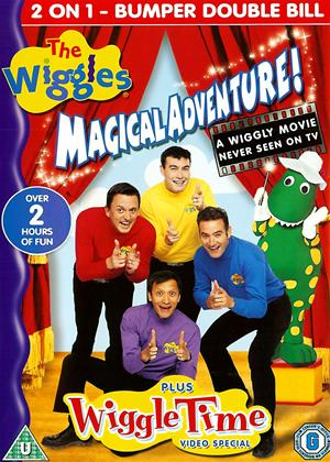 Rent Wiggles: Magic Adventure/Wiggle Time Online DVD Rental