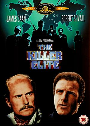 The Killer Elite Online DVD Rental