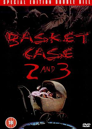 Basket Case 2 and 3 Online DVD Rental