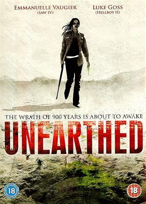 Rent Unearthed Online DVD Rental