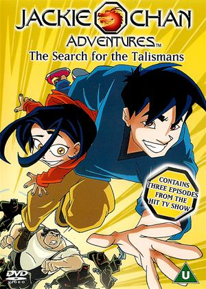 Rent Jackie Chan Adventures: Search for the Talismans Online DVD Rental