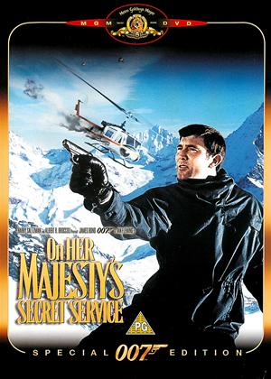 On Her Majesty's Secret Service Online DVD Rental