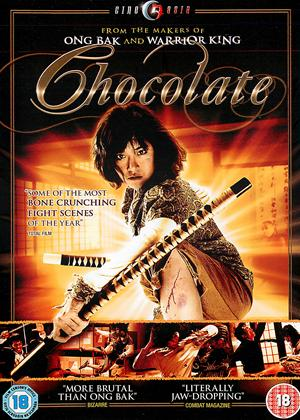 Chocolate Online DVD Rental