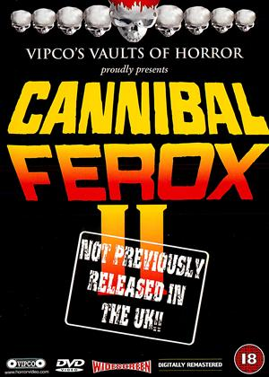 Cannibal Ferox 2 Online DVD Rental