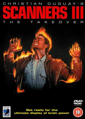 Scanners III: The Takeover Online DVD Rental