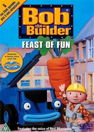 Rent Bob the Builder: Feast of Fun Online DVD Rental