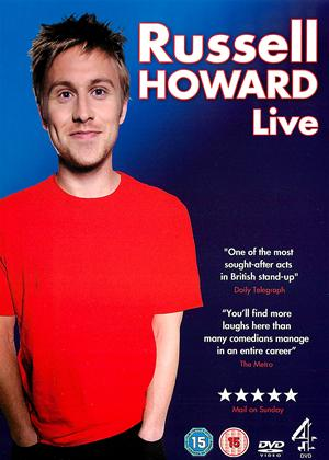 Russell Howard: Live Online DVD Rental
