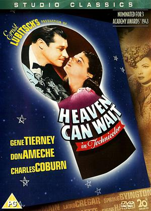 Rent Heaven Can Wait Online DVD Rental