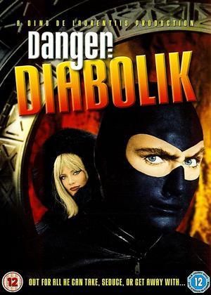 Danger: Diabolik Online DVD Rental