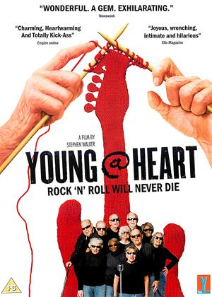 Young @ Heart Online DVD Rental