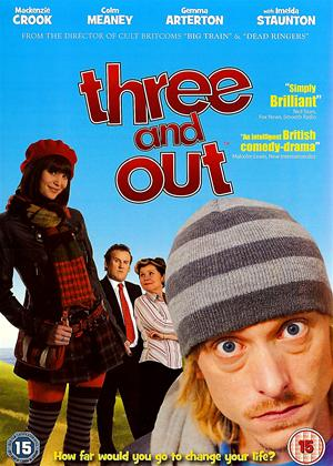 Three and Out Online DVD Rental