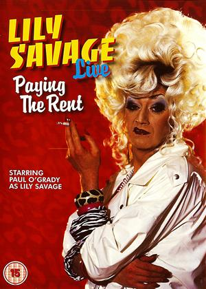 Rent Lily Savage Live: Paying the Rent Online DVD Rental