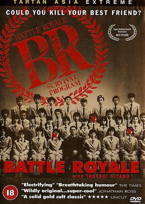 Battle Royale Online DVD Rental