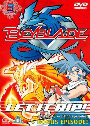 Beyblade: Vol.3 Online DVD Rental