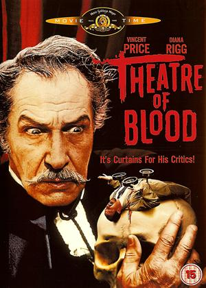 Theatre of Blood Online DVD Rental
