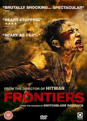 Frontiers Online DVD Rental