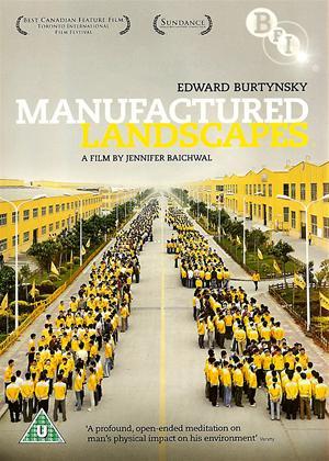 Manufactured Landscapes Online DVD Rental