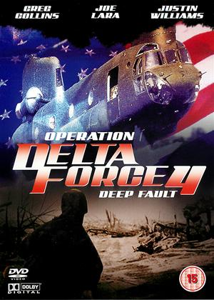 Operation Delta Force 4: Deep Fault Online DVD Rental