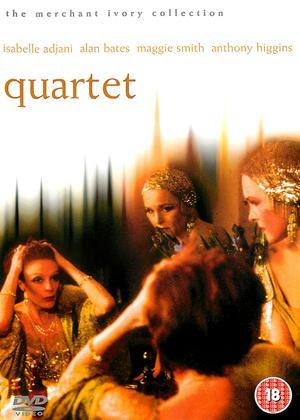 Rent Quartet Online DVD Rental