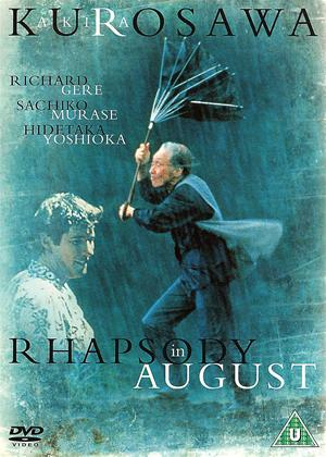 Rhapsody in August Online DVD Rental