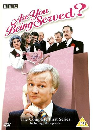 Are You Being Served?: Series 1 Online DVD Rental