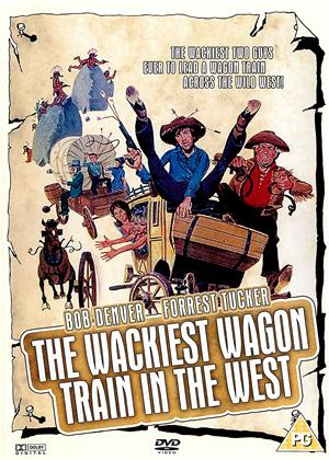 The Wackiest Wagon Train in the West Online DVD Rental