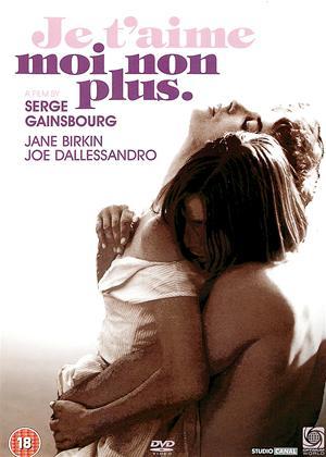 Rent I Love You, I Don't (aka Je t'aime moi non plus) Online DVD Rental