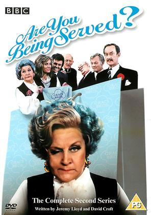 Rent Are You Being Served?: Series 2 Online DVD Rental