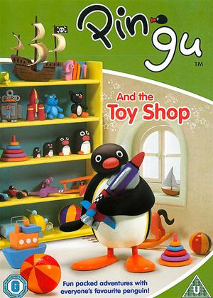 Rent Pingu: Pingu and the Toyshop Online DVD Rental
