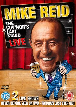 Rent Mike Reid: Being Frank Guv'nor's Last Stand Online DVD Rental