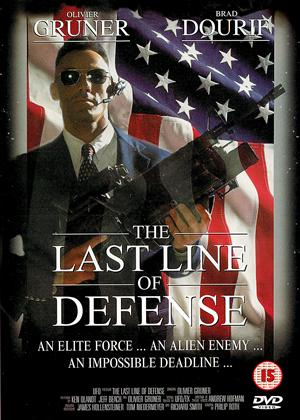 The Last Line of Defense Online DVD Rental