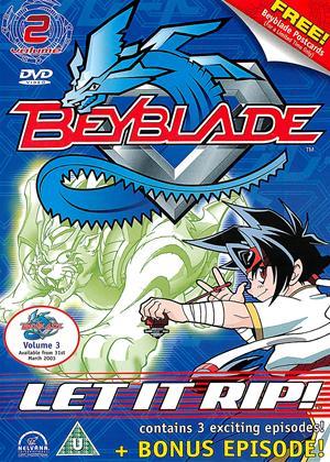 Beyblade: Vol.2 Online DVD Rental