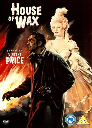 House of Wax Online DVD Rental