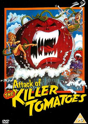 Attack of the Killer Tomatoes Online DVD Rental