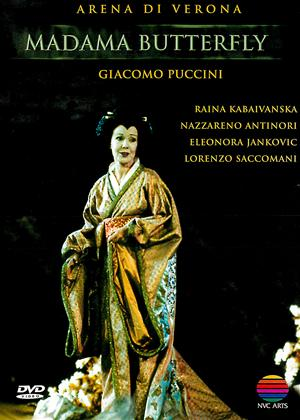 Puccini: Madama Butterfly: Arena de Verona Online DVD Rental