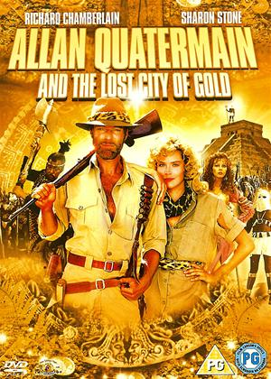 Rent Allan Quatermain and the Lost City of Gold Online DVD Rental