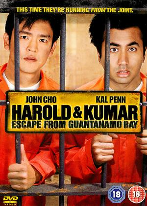 Rent Harold and Kumar Escape from Guantanamo Bay Online DVD Rental