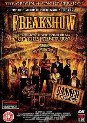 Freakshow Online DVD Rental