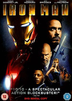 Iron Man Online DVD Rental