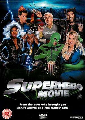 Superhero Movie Online DVD Rental