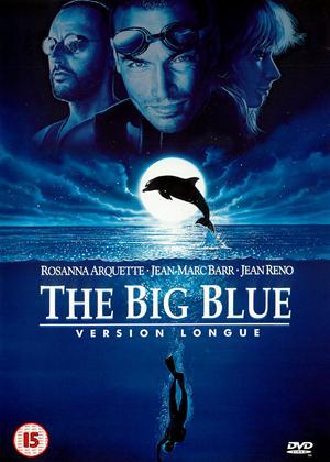 Rent The Big Blue (aka Le grand bleu) Online DVD Rental