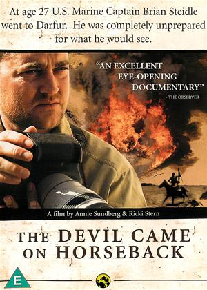 Devil Came on Horseback Online DVD Rental