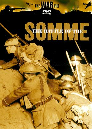 The Battle of the Somme Online DVD Rental