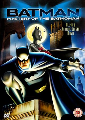 Batman: Mystery of the Batwoman Online DVD Rental